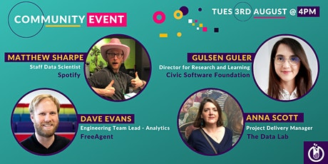TDL Community Event #1 - 'Learning Journeys' tickets