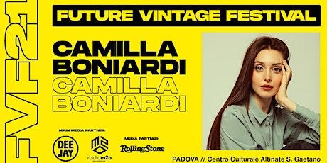 CAMILLA BONIARDI aka CAMIHAWKE // Future Vintage Festival 2021 biglietti
