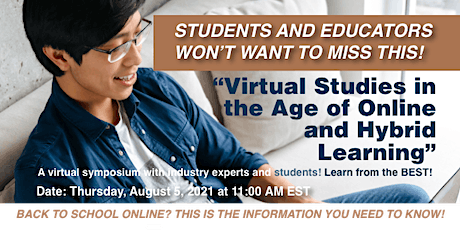 Virtual Studies in the Age of Online and Hybrid Learning Tickets
