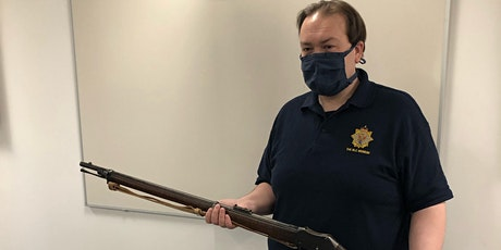 Weapons Handling Talk at the Royal Logistic Corps Museum tickets