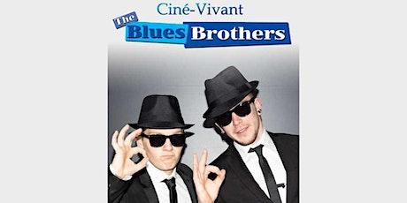 Ciné-Vivant / The blues brothers (VF) billets