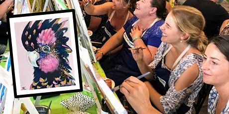 Paint and Sip Workshop Afternoon tickets