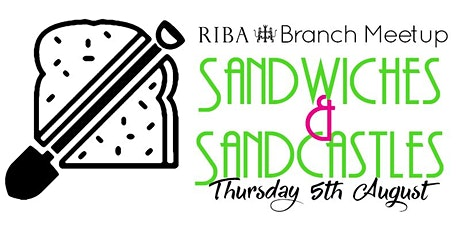 Dorset RIBA Sandwiches and Sandcastles tickets