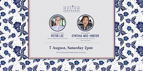 In Conversation With: Peter Lee tickets