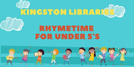 Rhyme Time for Under 5s tickets
