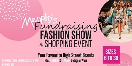 Menphys Fundraising Fashion & Shopping Event tickets
