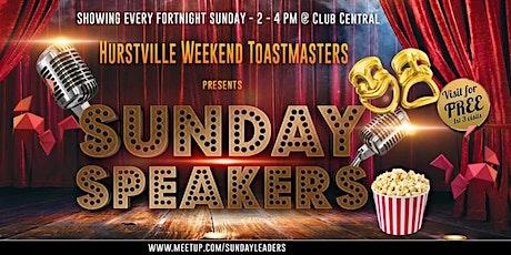 Toastmasters Online Club Meeting - Master Zoom Speaking tickets