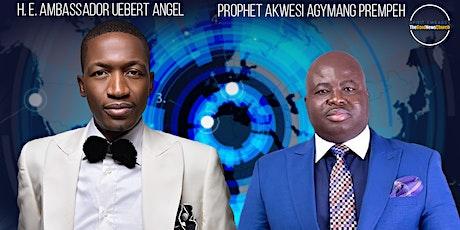 International Prophetic Seminar tickets