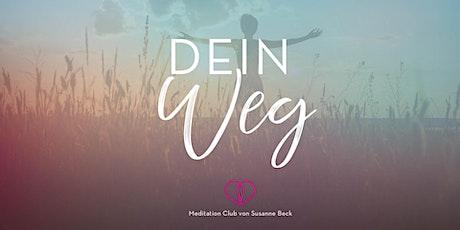 Meditation Club - 3 Monate Self-love. Self-care. Self-growth! Tickets