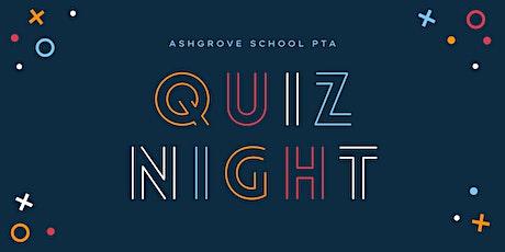 Ashgrove School Quiz Night tickets