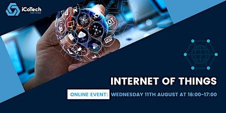 Internet of Things Webinar tickets