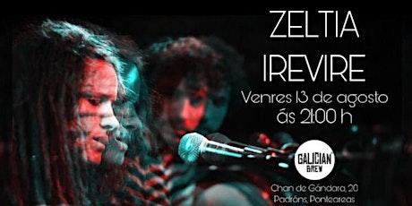 Zeltia en Galician Brew tickets