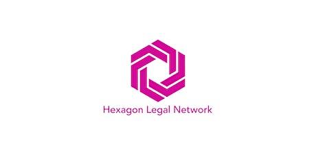 Hexagon Legal Network - 22 September 2021 tickets