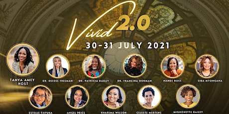 Vivid 2.0 - Stained Glass (Africa Registration).  N$50.00 tickets
