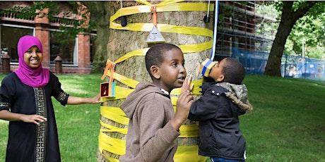 Listening Playground : workshop with artist Anna Horton Cremin tickets