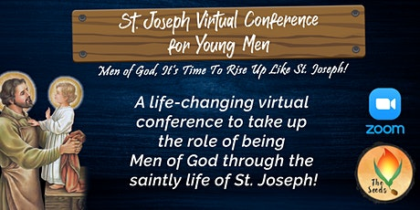 St. Joseph Virtual Conference tickets