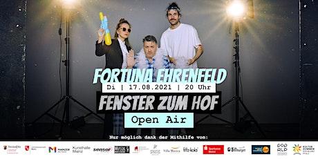 Fenster zum Hof (Open Air) - Fortuna Ehrenfeld Tickets