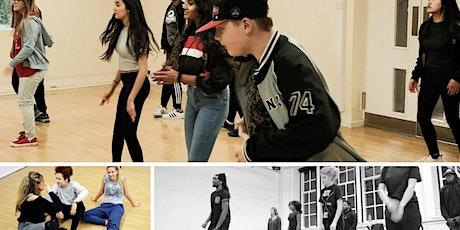 FREE Summer Teens Street Dance Class Taster in Elephant & Castle tickets