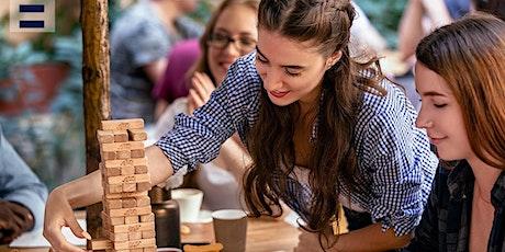 Board Games Evening at Mercato Metropolitano tickets