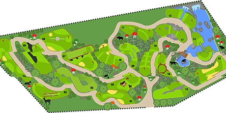 Charity Crazy Golf & Networking Day by KJ Fire Safety tickets