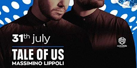 Tale of Us Riccione 31 Luglio 2021 biglietti