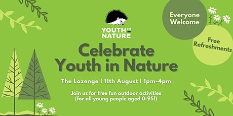 Youth in Nature Celebration Event tickets