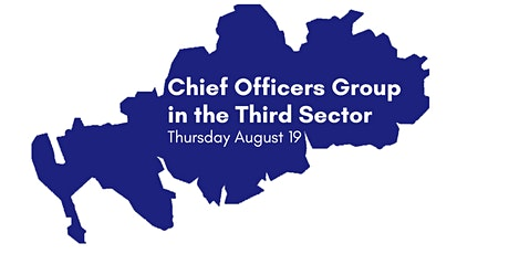 Chief Officers Group in the Third Sector tickets