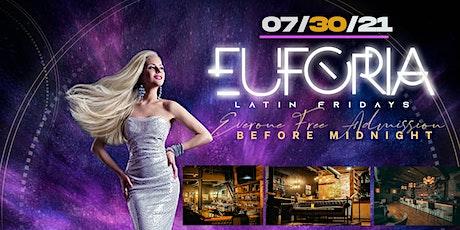 Euforia Latin Fridays at QC Social | Rumba Latina Fridays tickets
