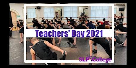 SLP College Teachers' Open Day tickets