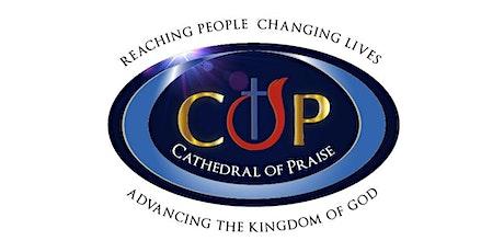 COP Gospel Concert Fundraiser tickets
