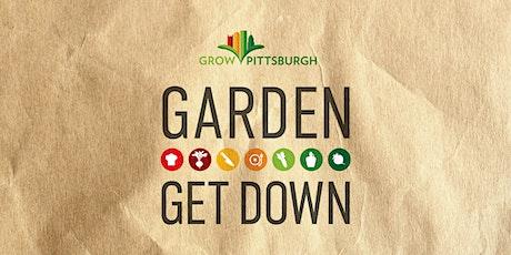 2021 Garden Get Down tickets
