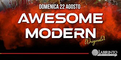 AWESOME MODERN L'Originale! Vol.2 biglietti