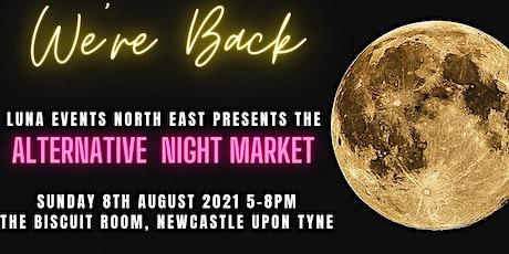 Alternative Night Market tickets