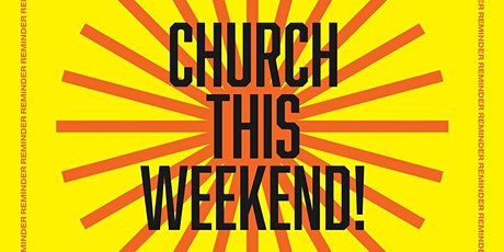 Church is back tickets