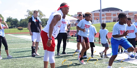 REDS Speed & Agility Free Camp - August 7 tickets