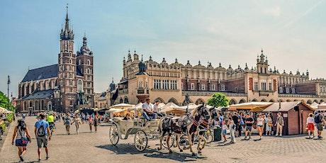 Virtual Guided Tour of Krakow Poland tickets