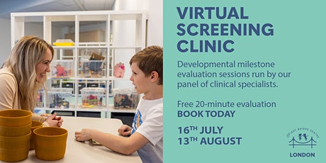 Copy of First Bridge Centre Free Virtual Screening - August 2021 tickets