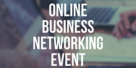 Online Business Networking Event hosted by Introbiz tickets