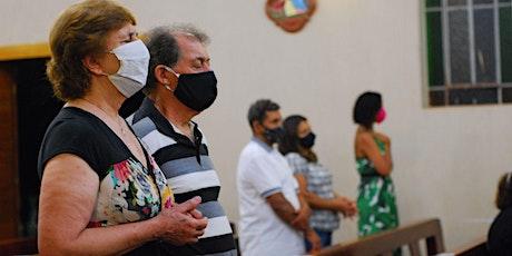 Missa Dom 01/08 - 9h30 - Paróquia Sant'Ana ingressos