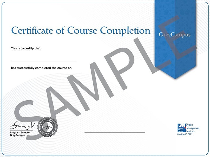 PMP Certification Training in Barcelona image