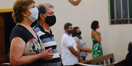 Missa Dom 01/08 - 11h30 - Paróquia Sant'Ana ingressos