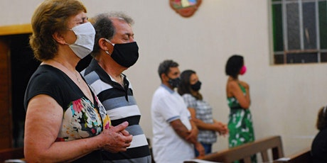 Missa Dom 01/08- 19h - Paróquia Sant'Ana ingressos