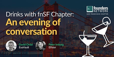 Drinks with fnSF Chapter: An evening of conversation tickets