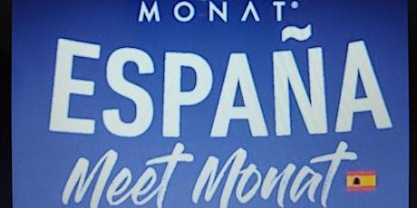 Valencia conoce a MONAT! Productos de la piel y cabello entradas