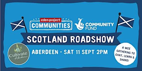 Scotland Roadshow - Aberdeen! tickets