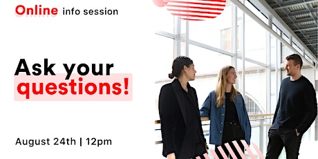 Le Wagon Online Info Session - Web Dev & Data Science tickets