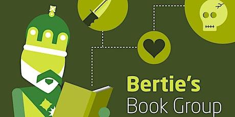 Bertie's Book Group: October 2021 tickets