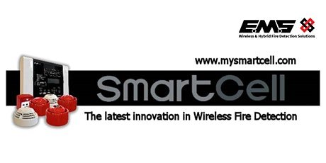 SmartCell Wireless Fire Detection Technical Training tickets