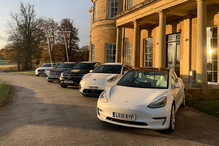 Electric Vehicle Business Experience image