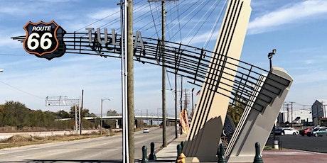CARAVAN Route 66, TULSA to OKLAHOMA CITY, with #vanlife YouTuber Scott tickets